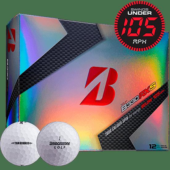 bridgestone tour b330rxs logo golf balls gologolfballscom